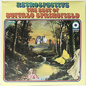 レコード画像:BUFFALO SPRINGFIELD / Retrospective - The Best Of Buffalo Springfield