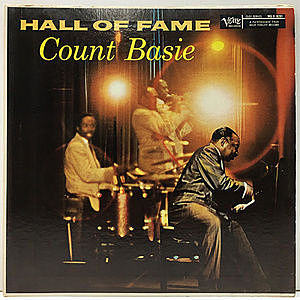 レコード画像:COUNT BASIE / Hall Of Fame