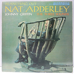 レコード画像:NAT ADDERLEY / Branching Out