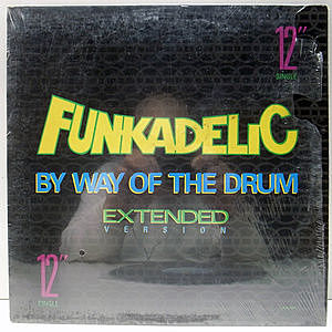 レコード画像:FUNKADELIC / By Way Of The Drum