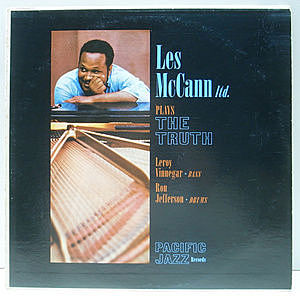 レコード画像:LES McCANN / The Truth