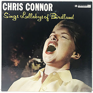 レコード画像:CHRIS CONNOR / Lullabys Of Birdland