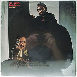 レコード画像:BILL EVANS / EDDIE GOMEZ / Intuition