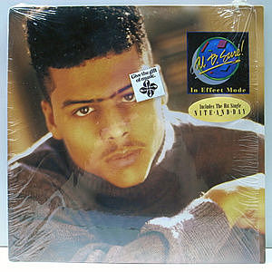 レコード画像:AL B. SURE! / In Effect Mode