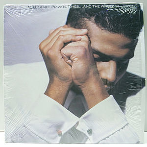 レコード画像:AL B. SURE! / Private Times...And The Whole 9!
