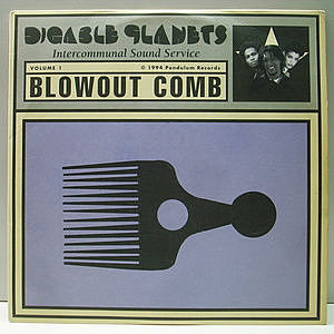 レコード画像:DIGABLE PLANETS / Blowout Comb