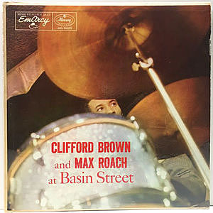 レコード画像:CLIFFORD BROWN / MAX ROACH / At Basin Street