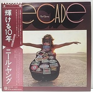 レコード画像:NEIL YOUNG / Decade