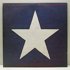 レコード画像:NEIL YOUNG / Hawks & Doves