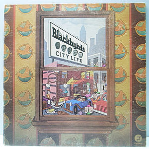 レコード画像:BLACKBYRDS / City Life