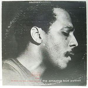 レコード画像:BUD POWELL / The Amazing Volume 1