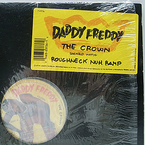 レコード画像:DADDY FREDDY / The Crown