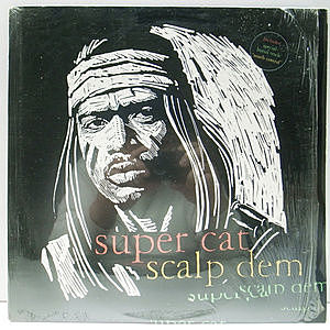 レコード画像:SUPER CAT / Scalp Dem / South Central