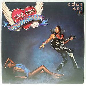 レコード画像:RICK JAMES / STONE CITY BAND / Come Get It!