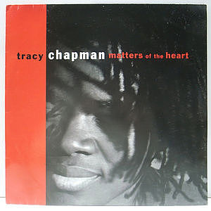 レコード画像:TRACY CHAPMAN / Matters Of The Heart