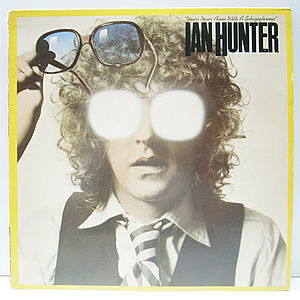レコード画像:IAN HUNTER / You're Never Alone With A Schizophrenic