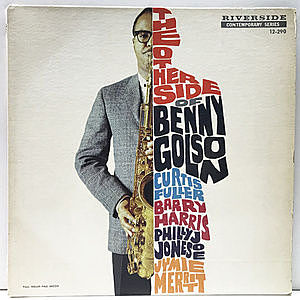 レコード画像:BENNY GOLSON / The Other Side Of