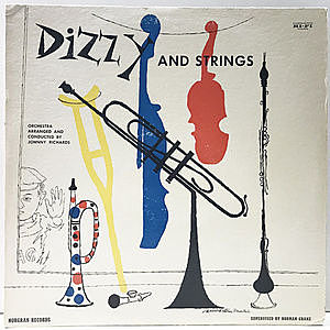レコード画像:DIZZY GILLESPIE / Dizzy And Strings
