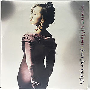 レコード画像:VANESSA WILLIAMS / Just For Tonight