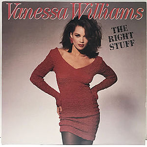 レコード画像:VANESSA WILLIAMS / The Right Stuff