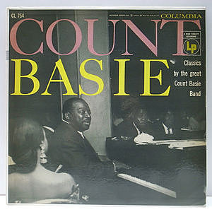 レコード画像:COUNT BASIE / Count Basie Classics By The Great Count Basie Band
