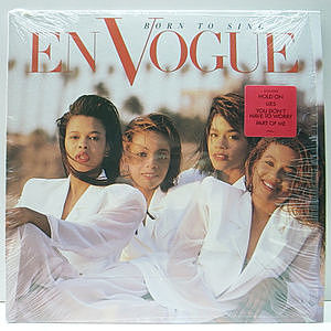 レコード画像:EN VOGUE / Born To Sing