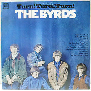 レコード画像:BYRDS / Turn! Turn! Turn!