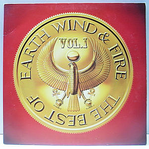 レコード画像:EARTH WIND & FIRE / The Best Of Earth Wind & Fire Vol. I