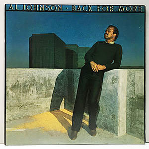 レコード画像:AL JOHNSON / Back For More