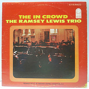 レコード画像:RAMSEY LEWIS / The In Crowd