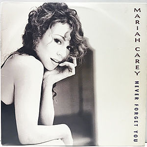 レコード画像:MARIAH CAREY / Never Forget You