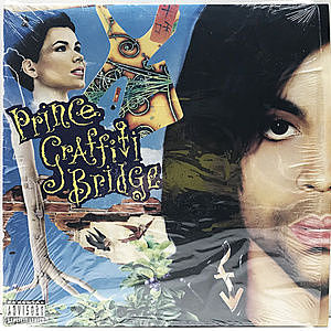 レコード画像:PRINCE / Graffiti Bridge