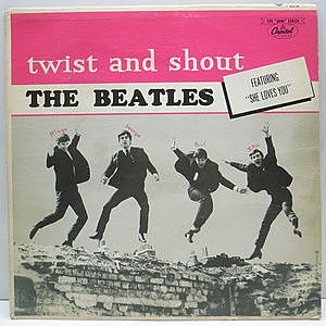 レコード画像:BEATLES / Twist And Shout