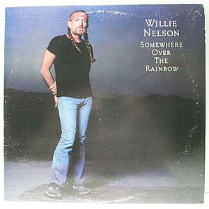 レコード画像:WILLIE NELSON / Somewhere Over The Rainbow