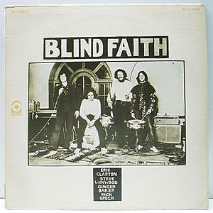 レコード画像:BLIND FAITH / Same