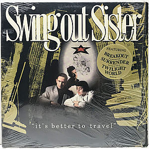 レコード画像:SWING OUT SISTER / It's Better To Travel