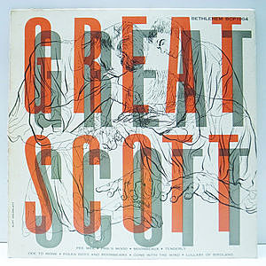 レコード画像:BOBBY SCOTT / Great Scott
