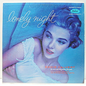 レコード画像:EDDIE CALVERT / Lonely Night