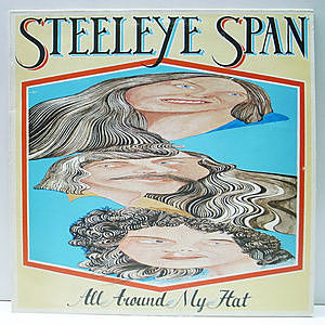 レコード画像:STEELEYE SPAN / All Around My Hat