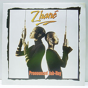 レコード画像:ZHANE / Pronounced Jah-Nay