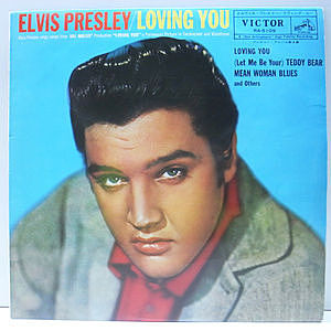 レコード画像:ELVIS PRESLEY / Loving You