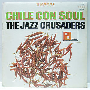 レコード画像:JAZZ CRUSADERS / Chile Con Soul